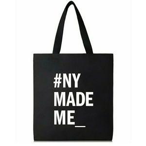 🆕️DKNY #NY MADE ME_ Tote Bag